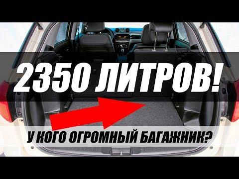БЮДЖЕТНЫЕ СЕМЕЙНЫЕ АВТО ДЛЯ ПУТЕШЕСТВИЙ. ТОП-5