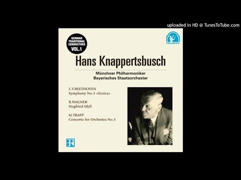 Wagner - Siegfried Idyll (H.Knappertsbusch / Munich, live 1962)