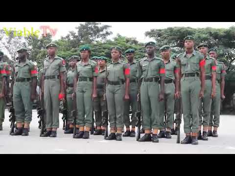 Nigerian Army Ranks, Badges & Salary Structure (2019)