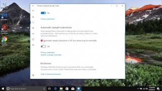 Windows Defender Antivirus Review And Test 2017