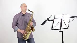 Donna, Donna tenor saxophone