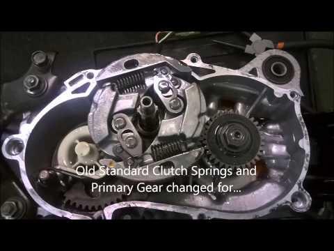 Niche Industries 1504 Big Bore Cylinder Kit Yamaha PW50 QT50 - YouTube