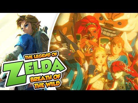 ¡La balada de los elegidos! - #79 DLC Elegidos - TLO Zelda: Breath of the Wild en Español (Switch)