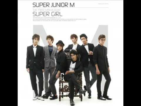 Super Junior M  Super Girl Korean Version