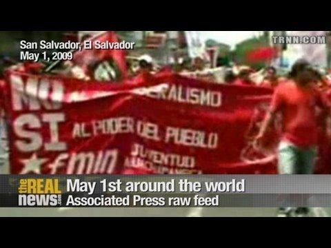 May 1st around the world