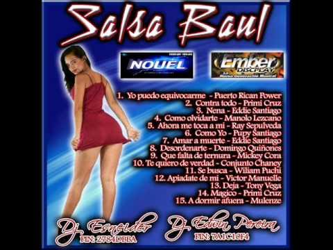 Salsa Baul Dj Esneider & Dj Edwin Pereira