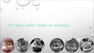 Gambar cover The Chipmunks and the Chipettes - We are family Ice age Versión (Video Lyric)