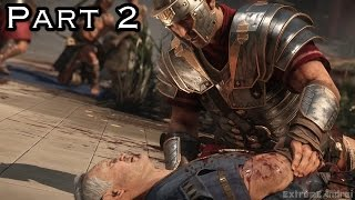 Ryse Son Of Rome PC Gameplay Walkthrough Part 2 (No Commentary)