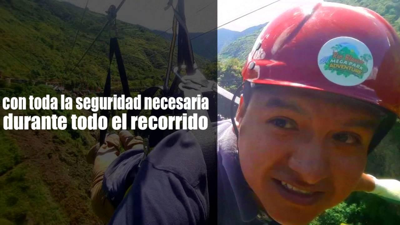 TRIPLE CANOPY PARQUE DE AVENTURAS RIO BLANCO 2016  sc 1 st  YouTube & TRIPLE CANOPY PARQUE DE AVENTURAS RIO BLANCO 2016 - YouTube