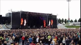 Weiße Fahnen (live) - Silbermond - 20.06.15 in Mönchengladbach