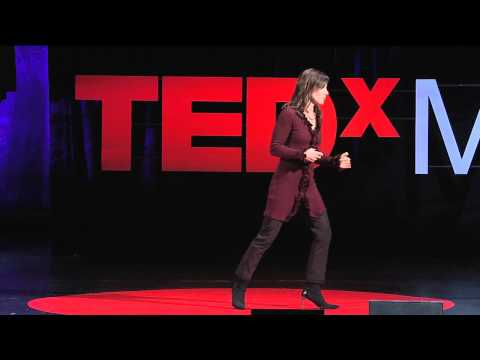 Lessons from the ledge: Alison Levine at TEDxMidwest