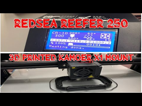 red-sea-reefer-250-|-kamoer-x1-dosing-pump-3d-printed-mount