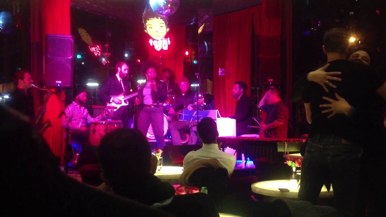 Shannon Songbird Live At Toshis Living Room Tell Me Something Good Cover