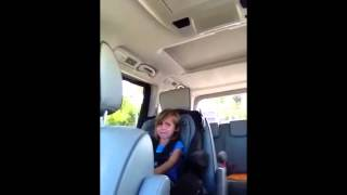 This Little Girl Is Heartbroken When She Finds Out Adam Levine Got Married