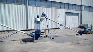Seed coating machine - zaprawiarka