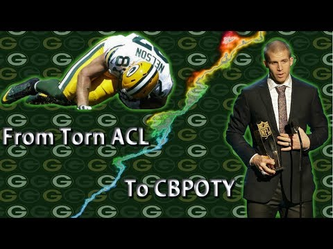 [ Short Movie ] Jordy Nelson: From Torn ACL to Comeback Player of the Year