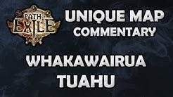 Path of Exile: WHAKAWAIRUA TUAHU Unique Map - Beyond League (Hardcore)