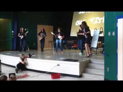 Talent Show 4th Grade Fork Shoals School