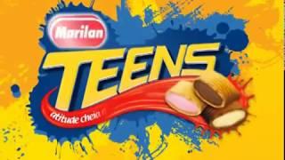 "MARILAN Teens 7"" - Vinheta de oferecimento"