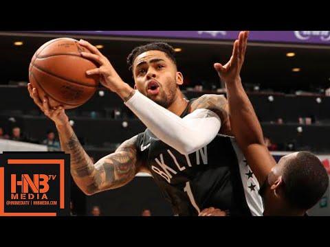 Brooklyn Nets vs Charlotte Hornets Full Game Highlights | Feb 23, 2018-19 NBA Season