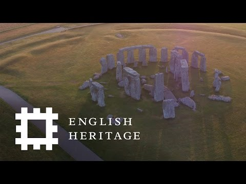 Postcard from Stonehenge | HD Drone Footage