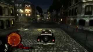 The Saboteur: Crazy Nazi chases! PC game play