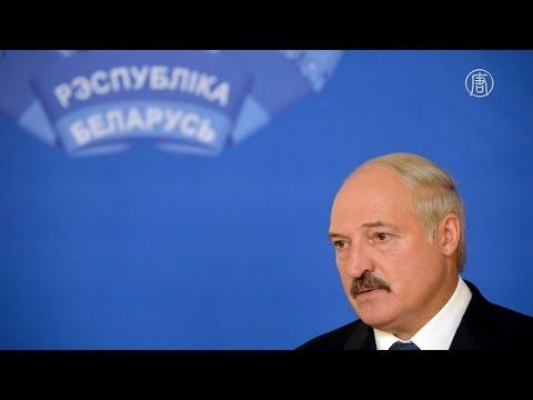 видео: Лукашенко станет президентом Беларуси в 5-й раз (новости)