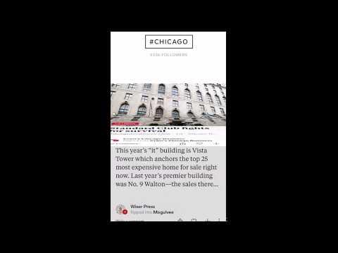Flip Through the Chicago Topic
