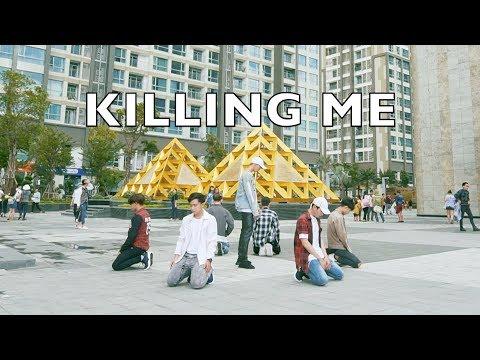 [KPOP IN PUBLIC CHALLENGE] iKON - '죽겠다(KILLING ME)'   Dance Cover   B.K.A.V x adidas