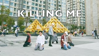 [KPOP IN PUBLIC CHALLENGE] iKON - '죽겠다(KILLING ME)' | Dance Cover | B.K.A.V x adidas