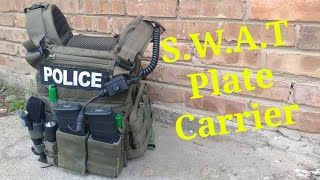 Swat Plate Carrier: A Closer Look