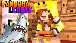 Pandoracraft'ta KÖpek BaliĞi Saldirdi ! Minecraft Modlu Survival #3