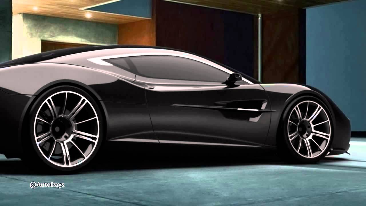 2013 Aston Martin Dbc Concept Design By Samir Sadikhov Youtube