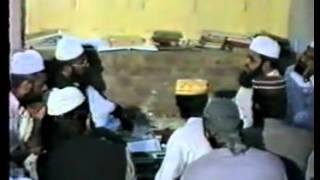 Manazra Ilm e Gaib - Saeed Ahmad Asad (Brelvi) VS Manzoor Noumani (Deobandi)
