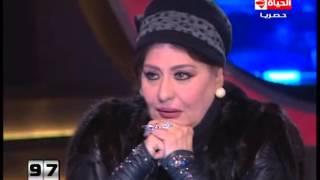 """بالفيديو..سهير رمزي: """"ربنا بعتلنا السيسي هدية وكل حاجة فيه عجباني"""""""