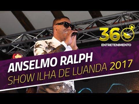 ANSELMO RALPH SHOW ILHA DE LUANDA 2017