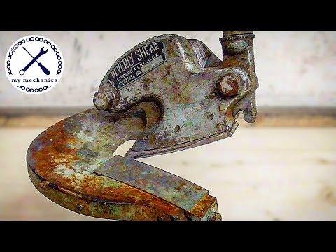 Legendary Beverly Shear - Restoration