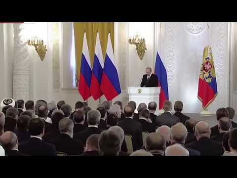 Putin Admits That Russia Hacked Presidential Election: FULL SPEECH