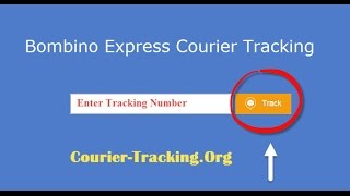 Bombino Express Courier Tracking Guide