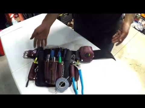 Occidental Leather Electrician Pouch