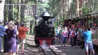 Waldeisenbahn Muskau - Auf zur letzten Fahrt zur Tongrube Mühlrose  - Teil 2