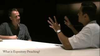 William Taylor - What is expository preaching? - Table Talk