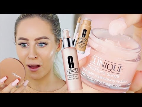 TRYING OUT NEW SKINCARE & MAKEUP PRODUCTS.. OMG | KASEY RAYTON