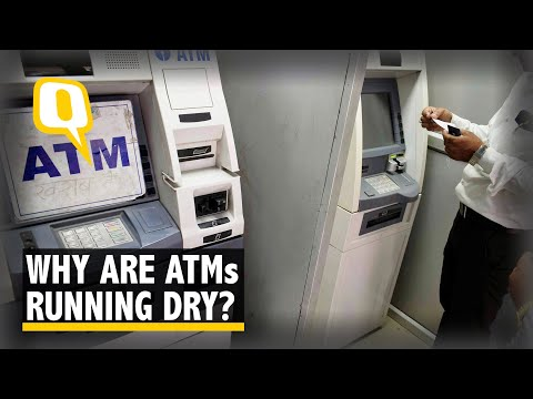 A Few (Unproven) Theories on Why Are ATMs Running Dry Yet Again
