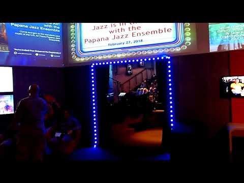 Papana Jazz Ensemble Atamerica Pacific Place Jakarta