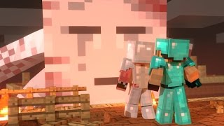 vuclip Minecraft - PARAÍSO - #34 O TERCEIRO LENDÁRIO É GIGANTE!