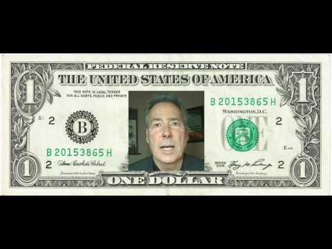 What is Rethinking the Dollar? David Morgan (The Morgan Report)