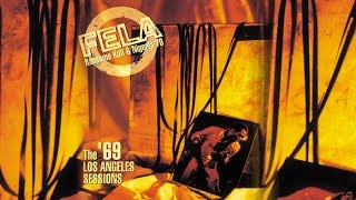 Fela Kuti - The '69 Los Angeles Sessions (LP)