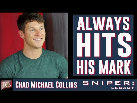 Chad Michael Collins Exclusive Interview - Sniper Legacy