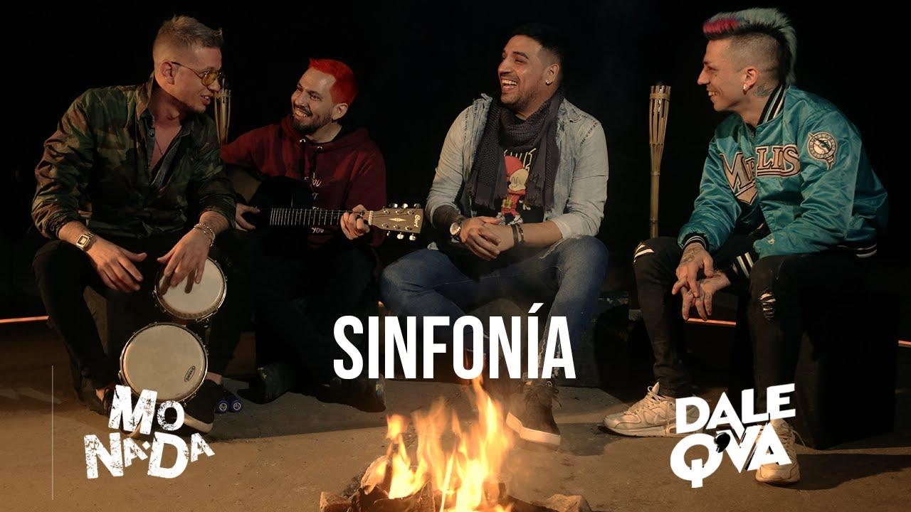 Sinfonía - Monada Ft. Dale Q' Va (Video Oficial)